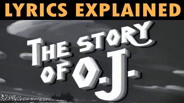 Jay-Z The Story of O.J.